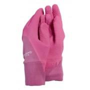 Town & Country Medium Master Gardener Gardening Gloves - Pink