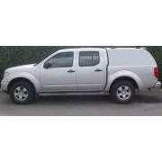 HARD TOP CARRYBOY NISSAN NAVARA DBL CAB 05 SANS VITRES - accessoires 4X4 m...