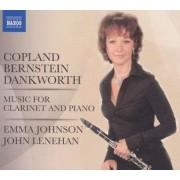 Copland/ Bernstein - Music For Clarinet & Pian (0747313224074) (1 CD)