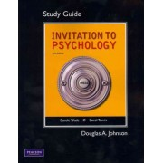 Study Guide for Invitation to Psychology by Carole Wade