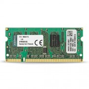 Kingston KTA-MB667/1G Memoria per Apple MacBook da 1 GB, 667 MHz, SODIMM, DDR2, 1.8V, CL5