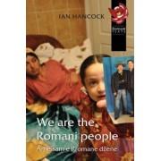 We are the Romani People by Ian Hancock