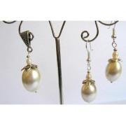 set perle naturale 19648