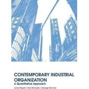 Contemporary Industrial Organization a Quantitative Approach by Lynne Pepall