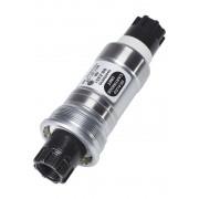 Shimano BB-ES51 Movimento centrale senza bulloni a manovella BSA 68 mm nero/argento Movimenti centrali Asse Octalink