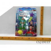 Sea Mini Sellő szett