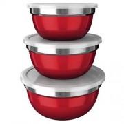 Conjunto de Potes Com 3 Ref-368