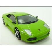 Vicky / Bburago-1/43 miniautomoevil / Lamborghini Murcielago LP640 / verde