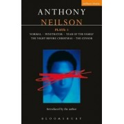 Neilson Plays: Normal; Penetrator; Year of the Family; Night Before Christmas; Censor v.1 by Anthony Neilson