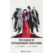 Moore Alan The League Of Extraordinary Gentlemen Nº 03/03 (edicion Trazado)