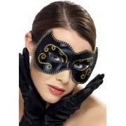 Masca de carnaval persana neagra