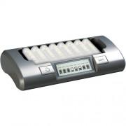 Cargador Powerex MH-C800S para 8 baterías AA/AAA