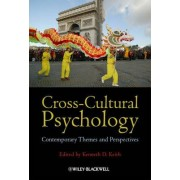 Cross-Cultural Psychology by Kenneth D. Keith