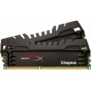Memorie Kingston Beast Series 16GB Kit 4x4GB DDR3 1600MHz CL9 XM