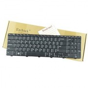 Eathtek New Laptop Keyboard for Dell Inspiron M5010 N5010 series Black US Layout Compatible with part numbers 9GT99 09G