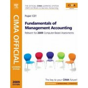 Fundamentals of Management Accounting: Paper C01 by Janet Walker