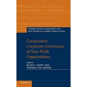 Comparative Corporate Governance of Non-Profit Organizations by Klaus J. Hopt