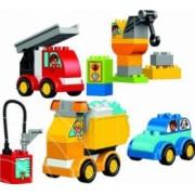 Set Constructie Lego Duplo Primele Mele Masini Si Camioane