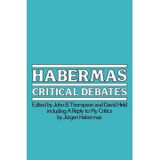 Habermas by John B. Thompson