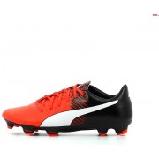 Puma evoPOWER 3.3 FG Football Shoes(Red)