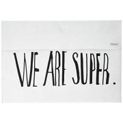 I like paper We Are Super 33 cm (13 pollici) Tyvek Case per MacBook Air/Pro