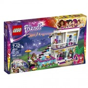 Lego Friends Livis Pop Star House, 41135
