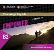 Cambridge English Empower Upper Intermediate Class Audio CDs (3) by Adrian Doff