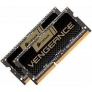 Corsair 8 GB SO-DIMM DDR3 - 1600MHz - (CMSX8GX3M2A1600C9) Corsair Vengeance Kit CL9