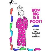 How Big Is a Foot? by Rolf Myller