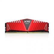 ADATA XPG Z1 16 GB DDR4 2400 MHz CL16 moduli di memoria, colore: rosso