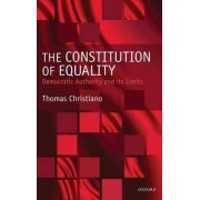 The Constitution of Equality by Thomas Christiano
