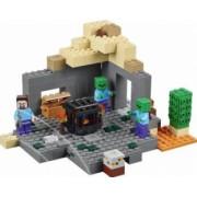 Set Constructie Lego Minecraft Temnita