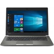 "Ultrabook™ Toshiba Portege Z30t-C-133 (Procesor Intel® Core™ i7-6500U (4M Cache, up to 3.10 GHz), Skylake, 13.3""FHD, Touch, 16GB, 512GB SSD, Intel HD Graphics 520, Wireless AC, Modul 4G, Tastatura iluminata, Win10 Pro 64)"