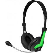 Casti cu microfon Vakoss MSONIC MH538KG (Verde)