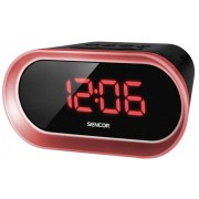 Digitális ébresztő óra FM rádióval SRC 150 R