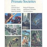 Primate Societies by Barbara B. Smuts