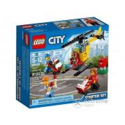 LEGO ® City Varuna Aeroportul - Set pentru incepator 60100