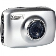 Coleman Xtreme CX5HD-SXtreme Waterproof High Definition Action/Helmet Camera with Mounts Waterproof Video Camera with 2-Inch LCD (Silver)