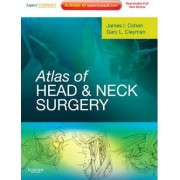 Atlas of Head and Neck Surgery by James I. Cohen