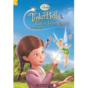 Disney Fairies: Tinker Bell and the Great Fairy Rescue by Bob Hilgenberg