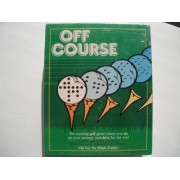 Off Course - The Exciting Golf Game Where You Tee Up Your Strategy and Drive For The Win! Board Game by Slade Games