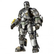 Revoltech Series No.045 Scifi Super Poseable Action Figure Iron Man Mark 01 (japan import)
