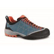 Scarpa Zen Lite GTX Shoes Men octane/red orange 2016 47 Approachschuhe