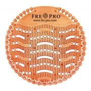 * FRE-PRO Wave 2.0 Vonné pisoárové sitko 2Ks! Farba a vôňa: oranžová - mango