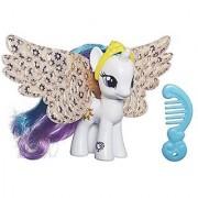 My Little Pony Explore Equestria Shimmer Flutters Princess Celestia Figure