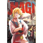 Magi, Volume 2: The Labyrinth of Magic