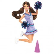 I Can Be Cheerleader Barbie - Brunette by Mattel