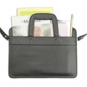 "The ""Caleb Case"" Charming Leatherette Child's Briefcase"