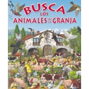Busca los animales de la granja/ Search for the Farm Animals by Pere Rovira