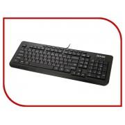 Клавиатура Delux DLK-3100UB Black